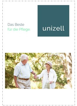 Unizell-anzeige