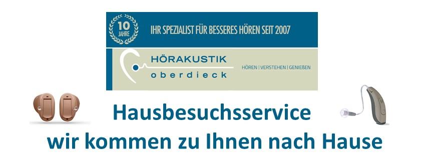 hoerakustik-oberdieck Kiel, Molfsee, Flintbek