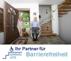 Treppenlifte aus Hamburg