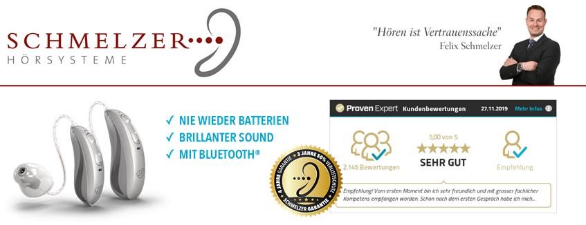Hörgeräte, Hörtest, Hörmobil